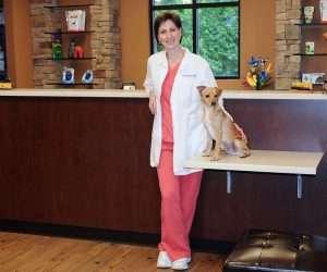 Animal Clinic Lobby