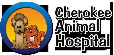 Cherokee Animal Hospital | Vet Canton Ga Logo
