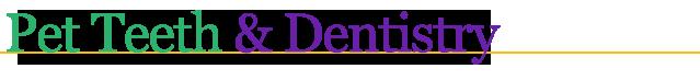 vet dentistry for pets