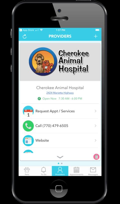 Animal Hospital App